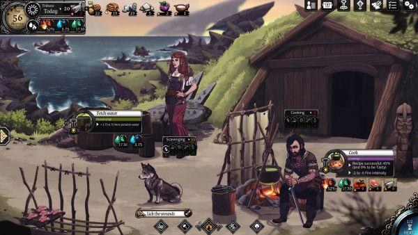 Dead in Vinland - The Vallhund - DLC - ESD