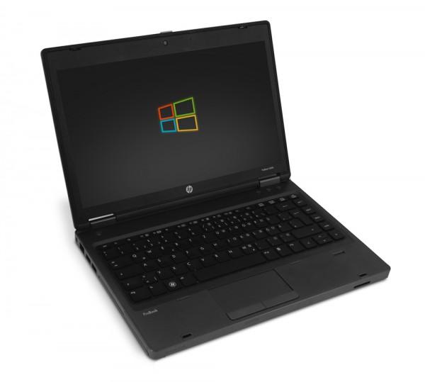 HP ProBook 6360b 13,3 Zoll Laptop Notebook - Intel Core i5-2520M 2x 2,5 GHz DVD-Brenner WebCam