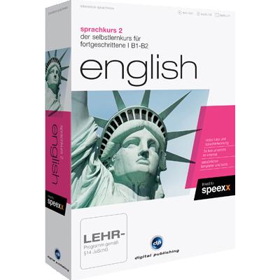 Sprachkurs 2 English - ESD