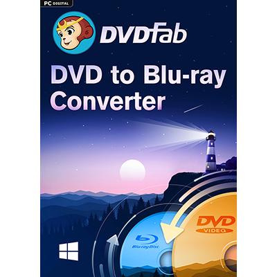 DVDFab DVD to Blu-ray Converter (24 Monate) - ESD