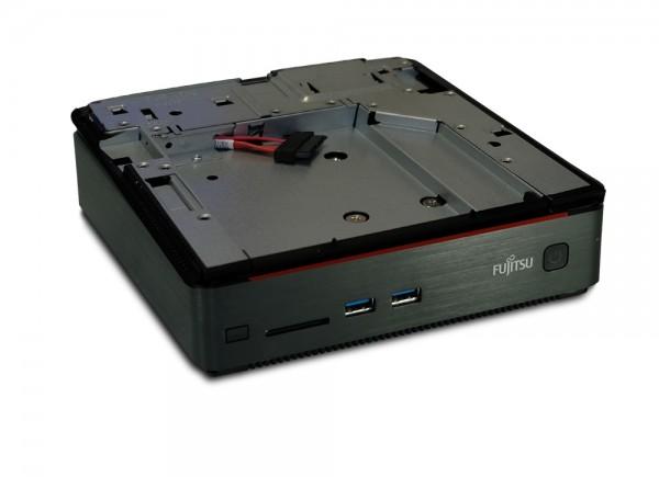 Fujitsu Esprimo Q520 Mini PC Computer - Intel Core i3-4350T 2x 3,1 GHz