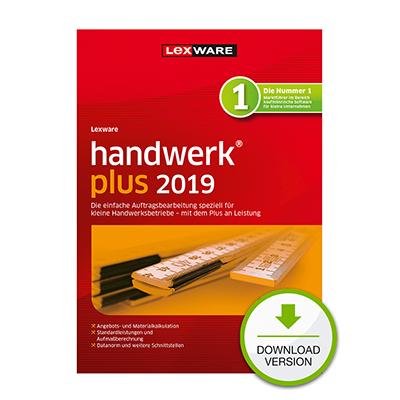 Lexware handwerk plus 2019 - ESD