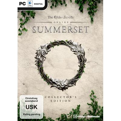 The Elder Scrolls Online: Summerset Digital Collectors Edition - ESD
