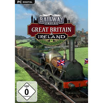 Railway Empire Great Britain & Ireland - DLC - ESD