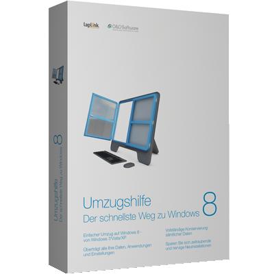 Umzugshilfe für Windows 8 1 PC - ESD