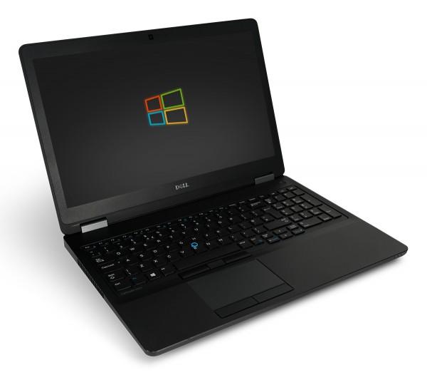 Dell Latitude E5570 GamerStation 15,6 Zoll Full HD Laptop Notebook - Intel Core i7-6600U 2x 2,6 GHz