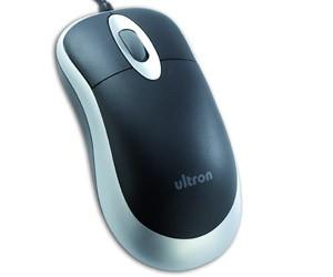 USB Maus - Ultron UM-100 Basic Optical