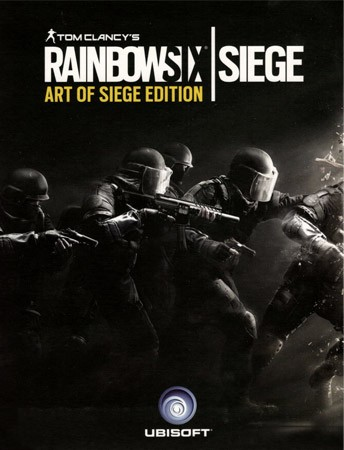 Rainbow Six Siege - ART OF SIEGE EDITION - PS4