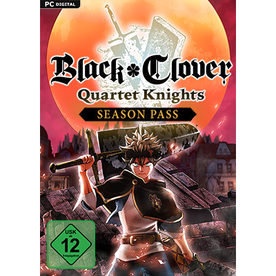 Black Clover: Quartet Knights SEA - DLC - ESD