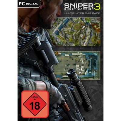 Sniper Ghost Warrior 3 Multiplayer Map Pack - USK 18 - DLC - ESD