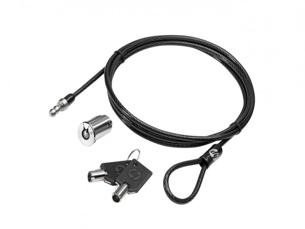 HP Docking Station Cable Lock 1.85m