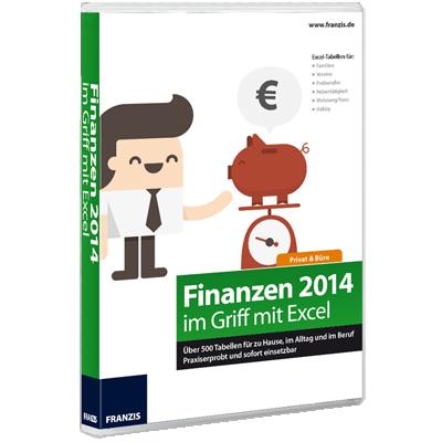 Finanzen 2014 im Griff mit Excel - ESD