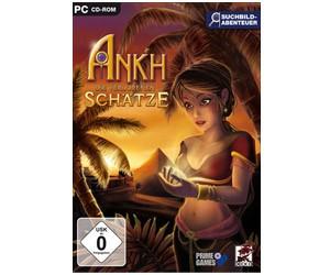 Ankh - Die verlorenen Schätze - USK 0
