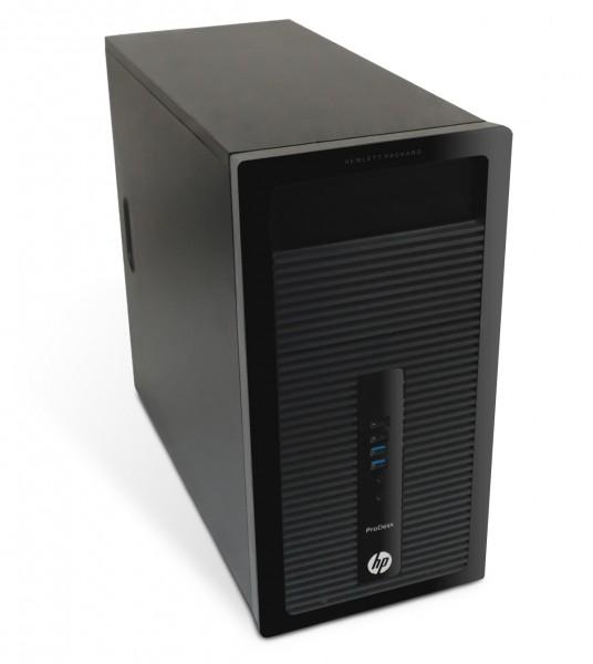 HP ProDesk 400-G1 Tower PC Computer - Intel G3220 2x 3 GHz DVD-Brenner