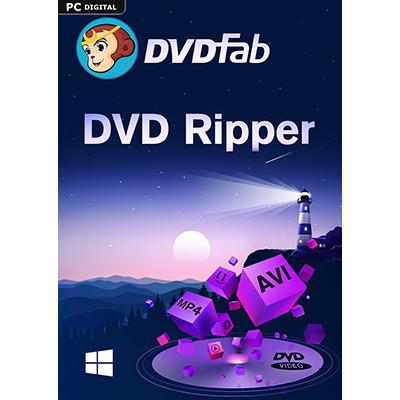 DVDFab DVD Ripper (24 Monate) - ESD