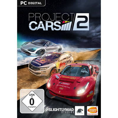 Project CARS 2 - ESD