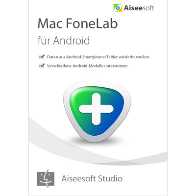 FoneLab - Android Data Recovery Mac - Lebenslage Lizenz - ESD