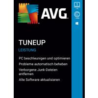 AVG PC TuneUp 1 PC / 12 Monate - ESD