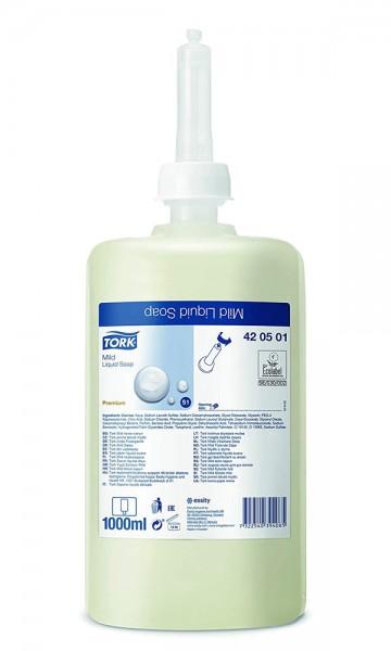 Tork Premium Flüssigseife mild für S1 Seifenspendersysteme - 1000 ml