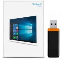 Windows 10 Home Aktivierungsschlüssel für 32 / 64 Bit inkl. USB 3.0 Stick bootfähig