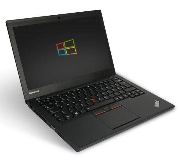 Lenovo ThinkPad X250 12,5 Zoll Laptop Notebook - Intel Core i5-5200U 2x 2,2 GHz WebCam