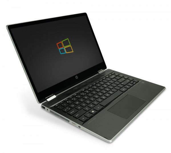 HP Pavilion X360 14 Zoll Full HD TouchScreen Laptop Tablet - Intel Core i3-10110U 2x 2,1 GHz - US