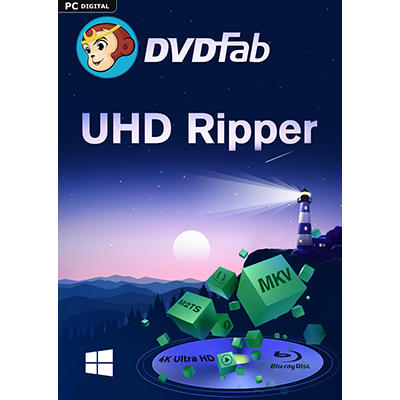 DVDFab UHD Ripper (24 Monate) - ESD