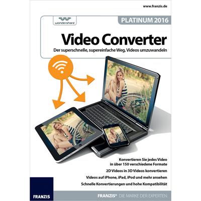 Quick Video Converter Platinum 2016 - ESD