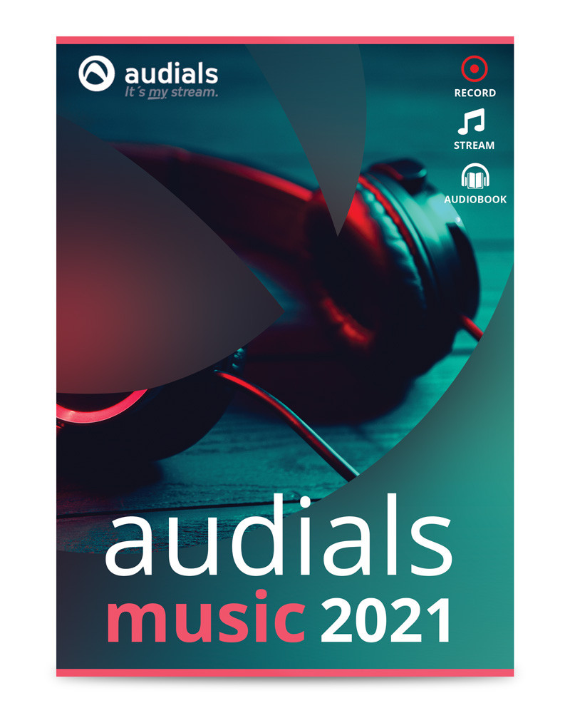 Audials Music 2021 – ESD