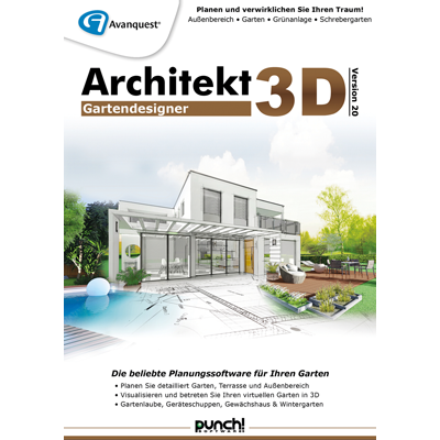 Architekt 3D 20 Gartendesigner - ESD