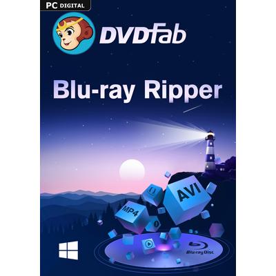 DVDFab Blu-ray Ripper (24 Monate) - ESD