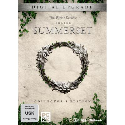 The Elder Scrolls Online: Summerset Upgrade auf Collectors Edition - ESD