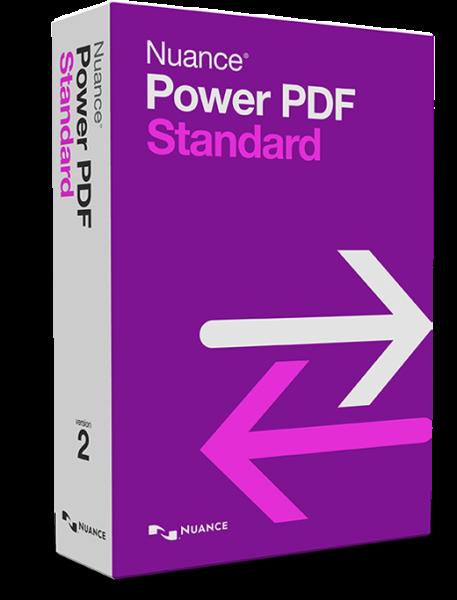 Nuance Power PDF Standard - Version 2.0 - Deutsch