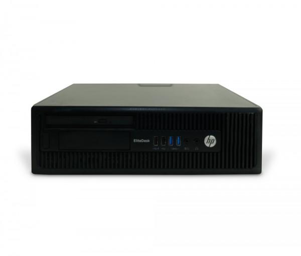 HP EliteDesk 705-G1 Small Form Factor PC Computer - AMD A4 Pro-7300B 2x 3,8 GHz DVD-Brenner