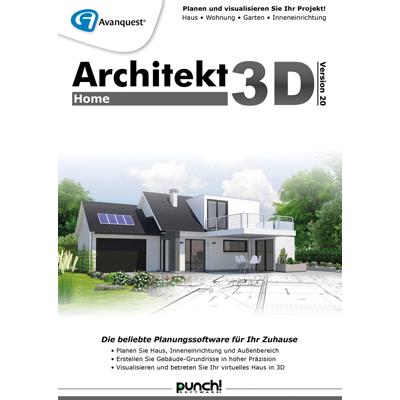Architekt 3D 20 Home - ESD