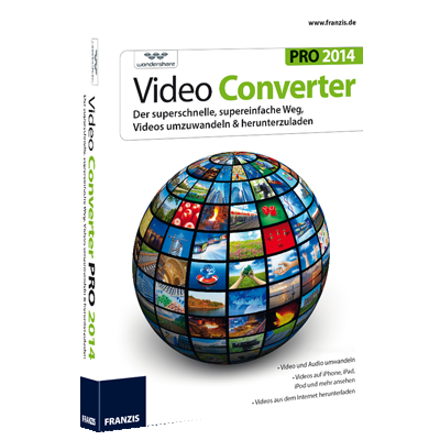 Video Converter Pro 2014 - ESD