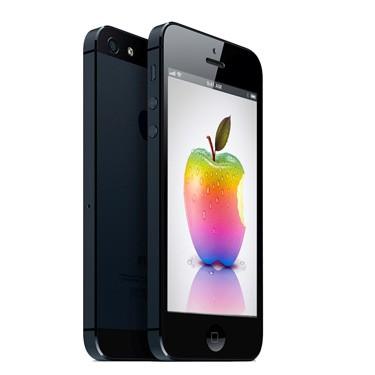 Apple iPhone 5 - 16GB schwarz - Retina Display