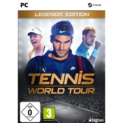 Tennis World Tour Legends Edition - ESD