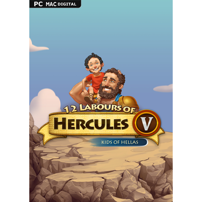 12 Labours of Hercules V: Kids of Hellas - ESD