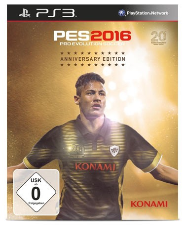 Pro Evolution Soccer 2016 - Anniversary Edition - PS3