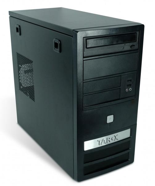 Tarox 3000HM YorkField Tower PC Computer - Intel Core 2 Quad-Q9550 4x 2,83 GHz