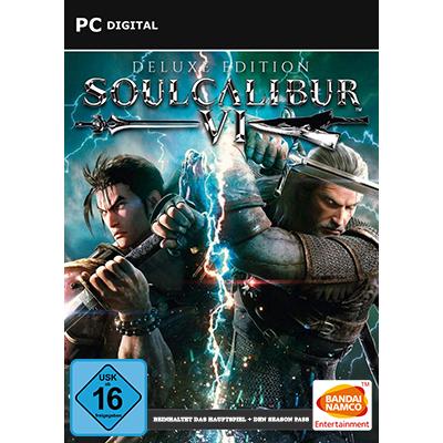 SoulCalibur VI Deluxe Edition - ESD