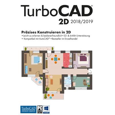 TurboCAD 2D 2018 - ESD