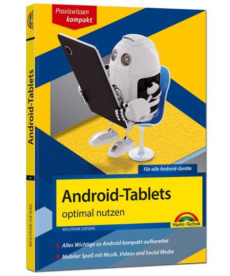 Android-Tablets 6 - optimal nutzen - Ratgeber für Android-Geräte bis Marshmallow