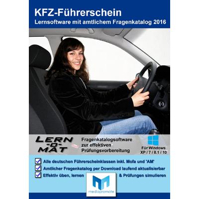 Lern-o-Mat KFZ-Führerschein 2016 - ESD
