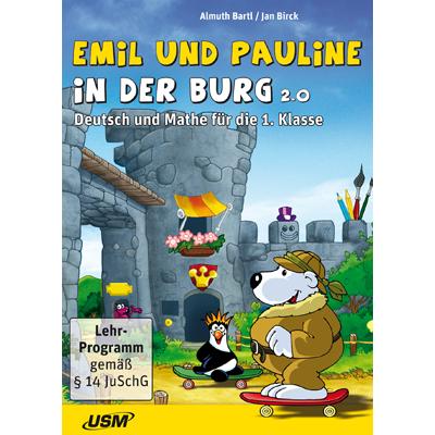 Emil und Pauline in der Burg 2.0 - ESD