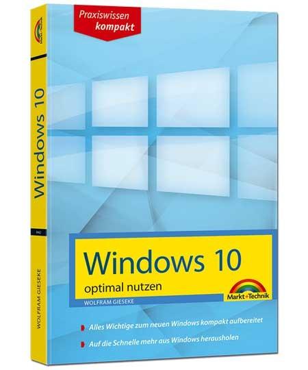 Windows 10 optimal nutzen