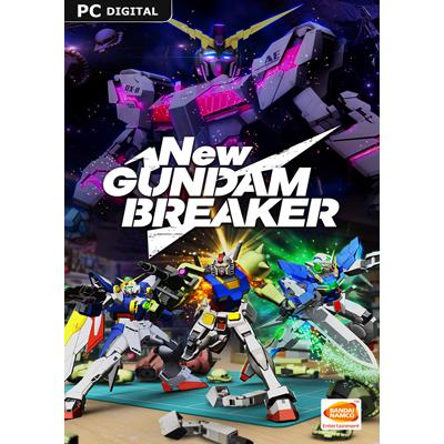 New Gundam Breaker - ESD