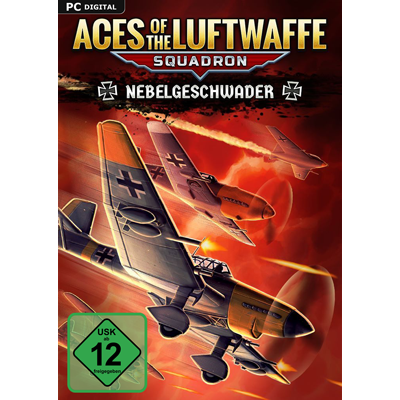Aces of the Luftwaffe Nebengeschwader - DLC - ESD