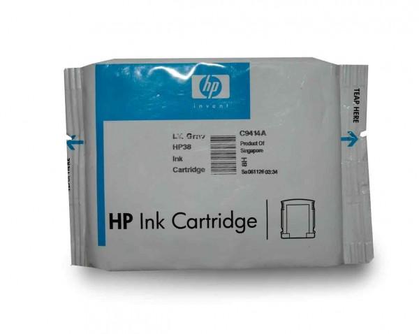 HP Original Tintenpatrone Light Gray